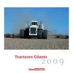 CALENDRIER TRACTEURS GEANTS 2009 LI00292