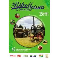DVD Rétromoisson à ST LOUP 2008 CD00341