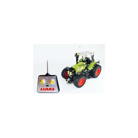 TRACTEUR CLAAS AXION 850 RADIOCOMMANDE 10058 TRONICO 1/16