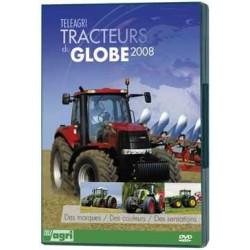 DVD TRACTEUR DU GLOBE 2008 DVD00338
