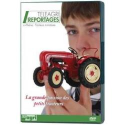 DVD La grande passion des petits tracteurs CD00337