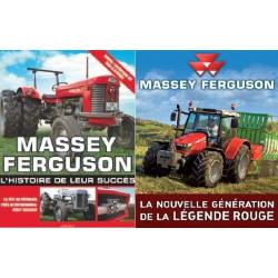 Pack 2 DVD MASSEY FERGUSON 344-353