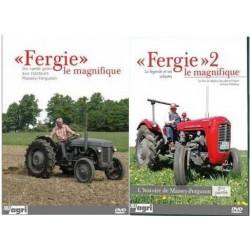 Pack 2 DVD FERGIE 1 ET 2