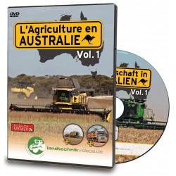 DVD AGRICULTURE EN AUSTRALIE Tome 1 CD00381