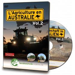 DVD AGRICULTURE EN AUSTRALIE Tome 2 CD00382