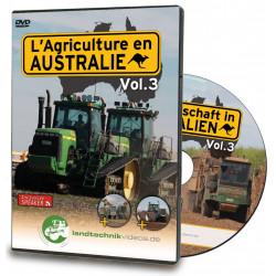 DVD AGRICULTURE EN AUSTRALIE Tome 3 CD00383