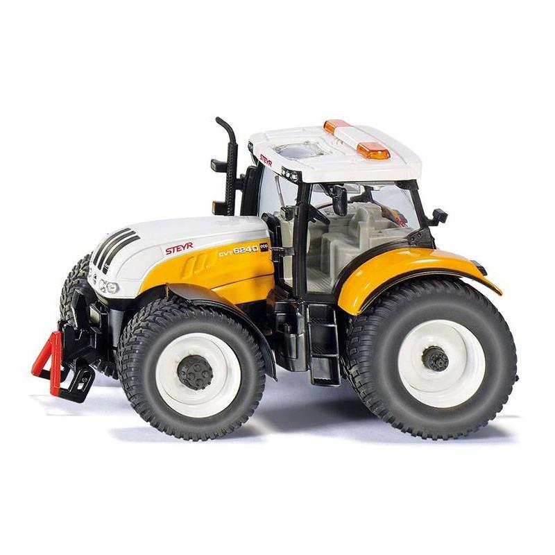 Tracteur steyr cvt 6230 SIKU3283 Tracteur Simple Siku MiniToys