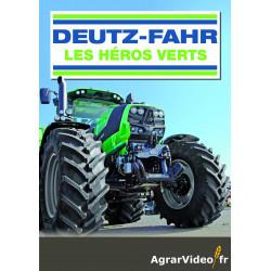 DVD Les Tracteurs DEUTZ-FAHR CD00388