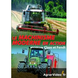 DVD MACHINISME MODERNE VOL.4 CD00386
