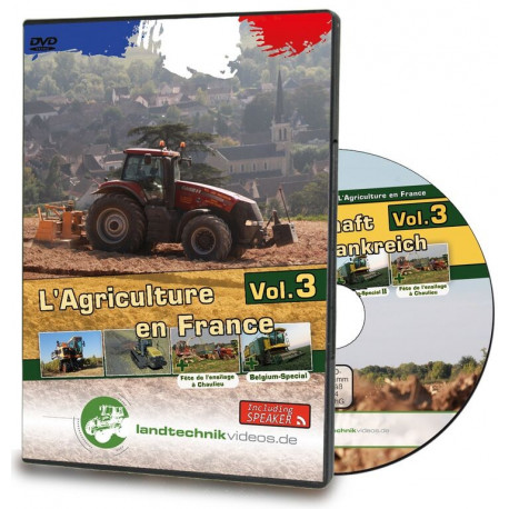 DVD AGRICULTURE EN FRANCE Partie 3 CD00393