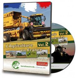 DVD AGRICULTURE EN FRANCE Partie 2 CD00392