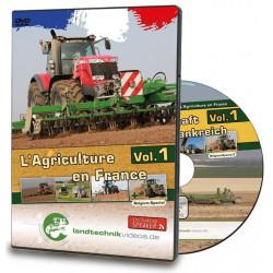 DVD AGRICULTURE EN FRANCE Partie 1 CD00391
