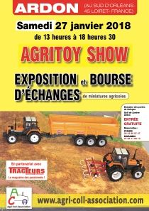 Agritoy Show Ardon 2018
