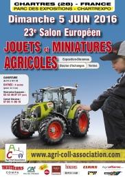Salon européen de la miniature agricole de Chartres
