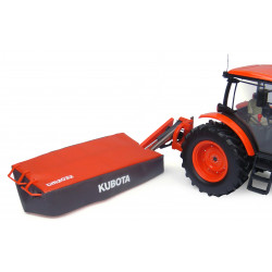 FAUCHEUSE KUBOTA DM2032 UH4864 UNIVERSAL HOBBIES 1/32
