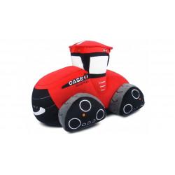 Peluche tracteur CASE IH Quadtrac