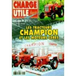 Livre LI00221 TRACTEURS CHAMPIONS ET MOTEURS CERES