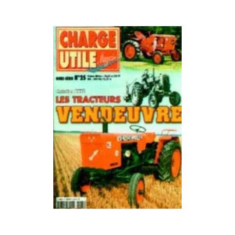 Livre LI00225 LES TRACTEURS VENDEUVRE