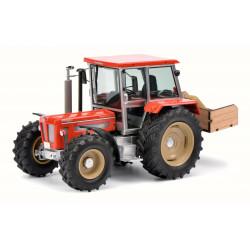 TRACTEUR SCHLUTER 1350 Compact + BENETTE SCHUCO 450762700