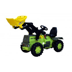 TRACTEUR A PEDALES MB Trac 1500 046690 ROLLY TOYS