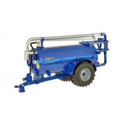 Citerne NC 2500 et bras de pompage bleue 43201 BRITAINS 1/32
