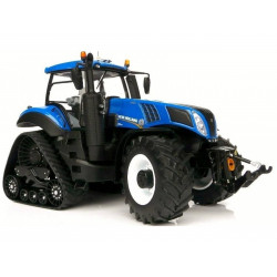 TRACTEUR NEW HOLLAND T8.435 SmartTrax M1803 Marge Models 1/32