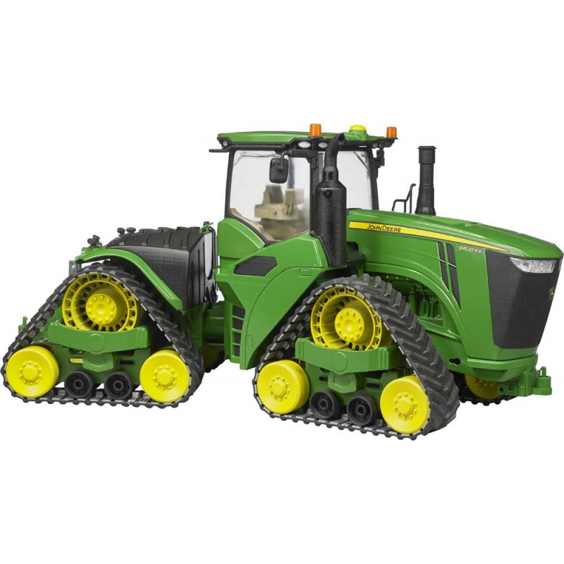 tracteur miniature john deere 9620rx bruder 116