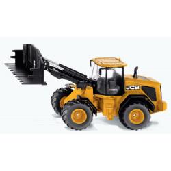 MINIATURE AGRICOLE Chargeur JCB 435 S SIKU 1/32