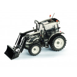 TRACTEUR MINIATURE VALTRA A104 CHARGEUR ROS