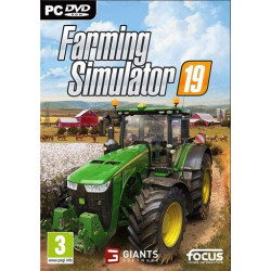 JEU PC FARMING SIMULATOR 2019 CD00410