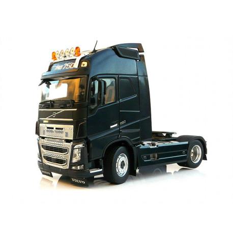 Camion miniature VOLVO FH16 4x2 noir M1810-02 Marge Models 1/32