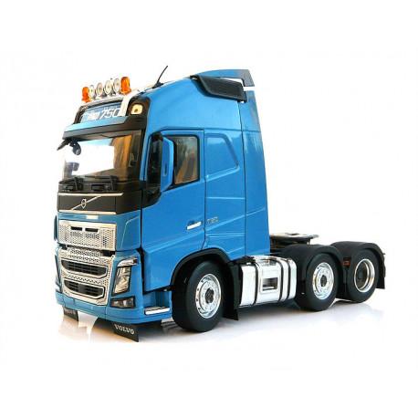 Camion miniature VOLVO FH16 6x2 bleu M1811-04 Marge Models 1/32