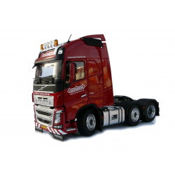 Camion miniature VOLVO FH16 6x2 Nooteboom M1811-03 Marge Models 1/32