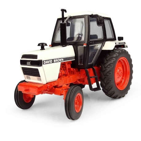 TRACTEUR MINIATURE DAVID BROWN 1490 UH4270 UH 1/32