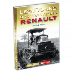 LIVRE Les 100 ans des tracteurs RENAULT LI00341
