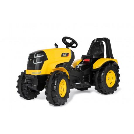 Tracteur a pédale X-Trac premium CAT 640096 RollyToys