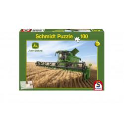 Puzzle JOHN DEERE moissonneuse S690 56144