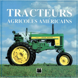 LIVRE TRACTEURS AGRICOLES AMERICAINS LI00199