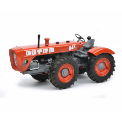 TRACTEUR DUTRA D4K Orange SCHUCO 450897300
