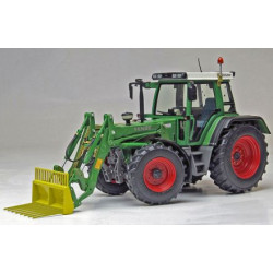 FENDT Favorit 510C chargeur  W1064 WEISE TOYS 1/32