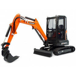 Mini-pelle DOOSAN DX27Z UH8141 1/25
