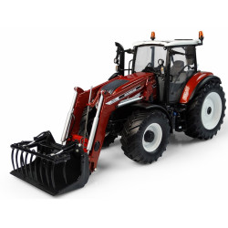 tracteur miniature NEW HOLLAND T5.120 Centenario chargeur UH6235