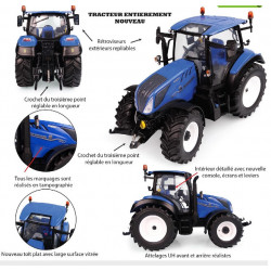 tracteur miniature NEW HOLLAND T5.130 UH6222