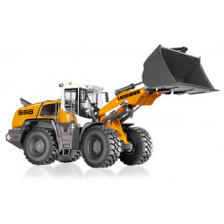 Chargeuse LIEBHERR L556 W7840 WIKING 1/32