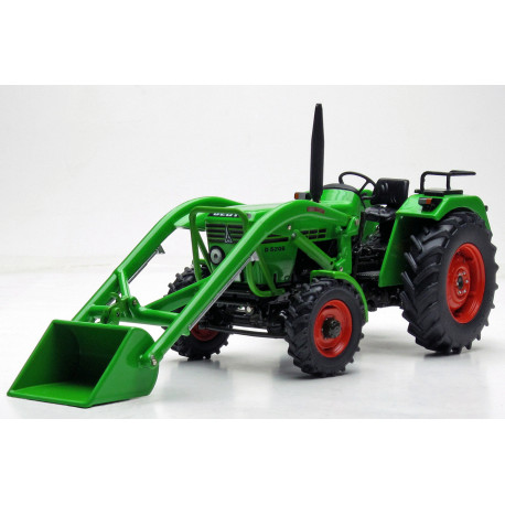 DEUTZ D 52 06 A Chargeur W1072 WEISE TOYS 1/32