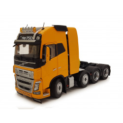 Camion miniature VOLVO FH16 8x4 Jaune M1915-03 Marge Models 1/32