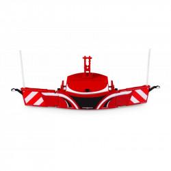 Agribumper 800kg rouge H6250 UH 1/32