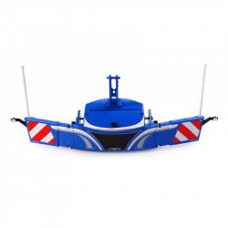 Agribumper 800kg bleu H6251 UH 1/32