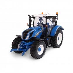 tracteur miniature NEW HOLLAND T6.180 Héritage blue édition UH6234