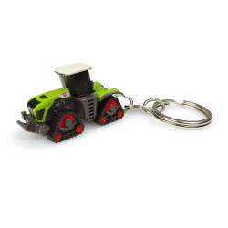 Porte Clef tracteur Claas Xerion 5000 Trac TS UH5859